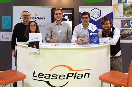 Le forum Sécurité-Santé : un succès pour LeasePlan et Freeedrive