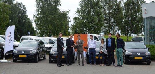 Arendt & Medernach opte pour le car sharing de LeasePlan