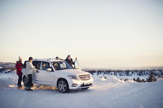 Quelques conseils utiles pour protéger votre voiture en hiver
