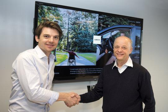 LeasePlan and Uber enter into pan-European partnership