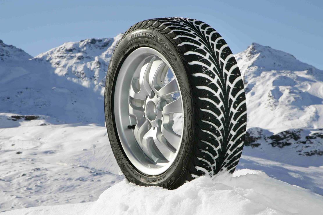 Place aux pneus hiver