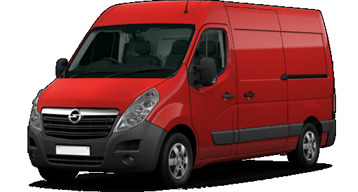 Opel Movano company car leasing LeasePlan Luxembourg