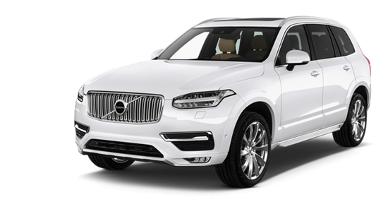 Volvo XC90 voiture de leasing LeasePlan Luxembourg